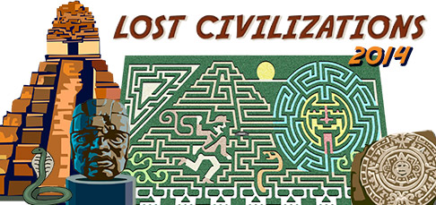 Lost Civilizations - Corn Maze 2014